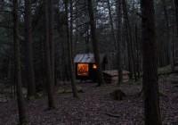 Moradores de Nova York constroem comunidade na floresta para fugir do caos